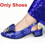 Blue Only Shoes