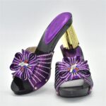 Purple Only Shoes