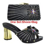 Black Shoes and Bag